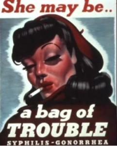 WW1 Condons ad