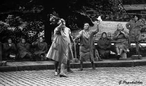 Gipsy day celebration 1979